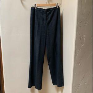 Escada gray trousers